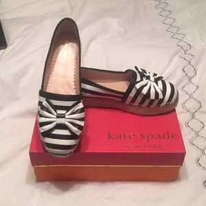 Final Drop- Kate Spade ♠️ Espadrilles